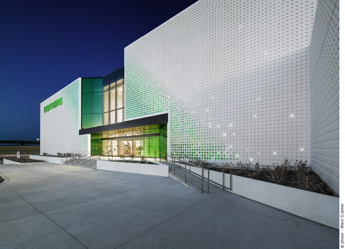 Simons design montréal