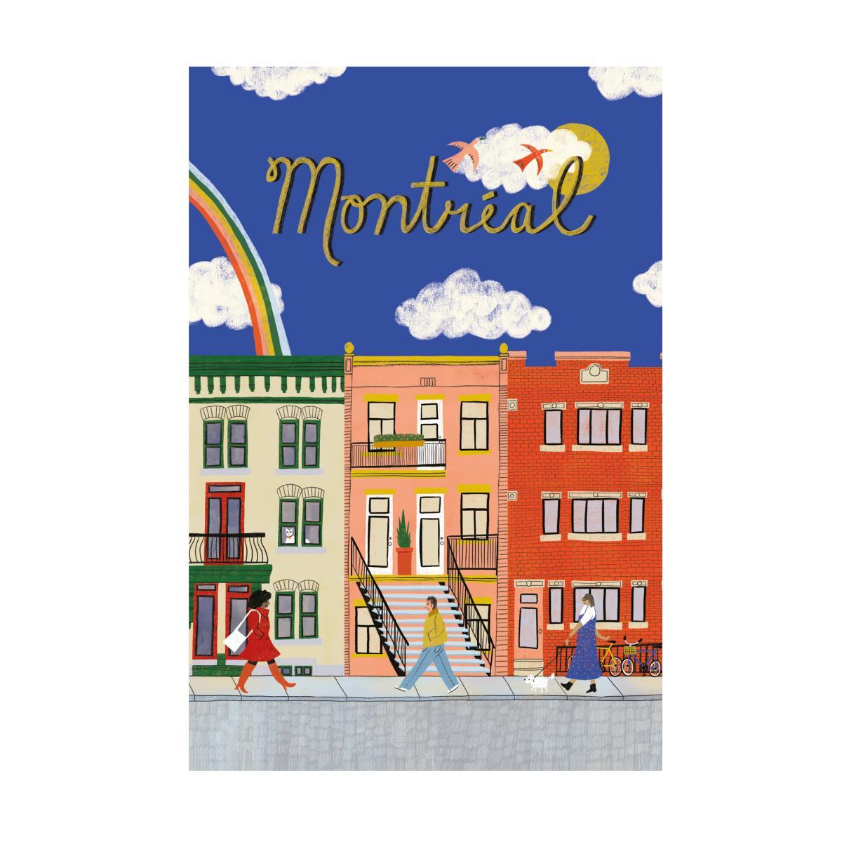 Greeting Card Images De Montral Design Montral