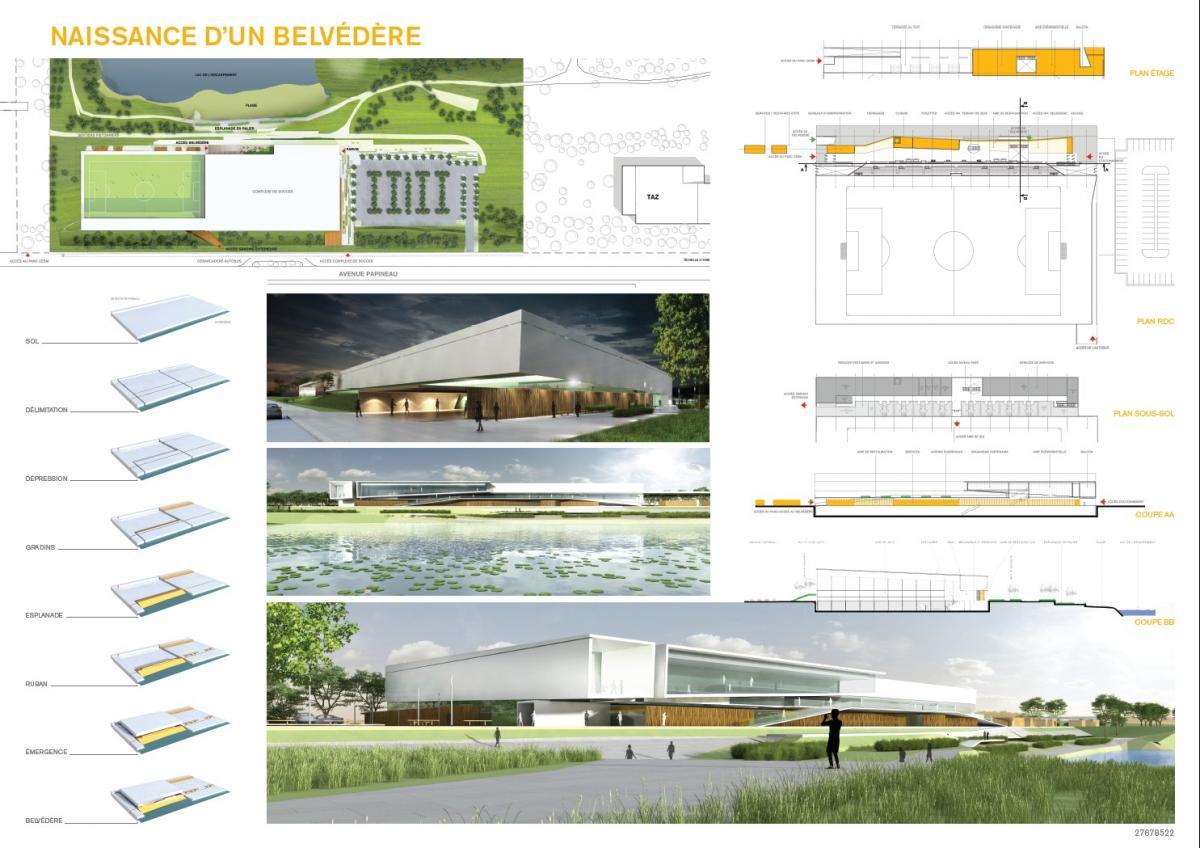 Provencher Roy + Associés Architectes