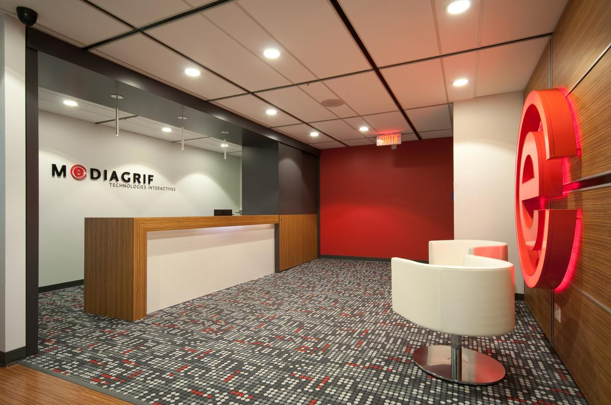 Architectural bureau firma office interior bureau design