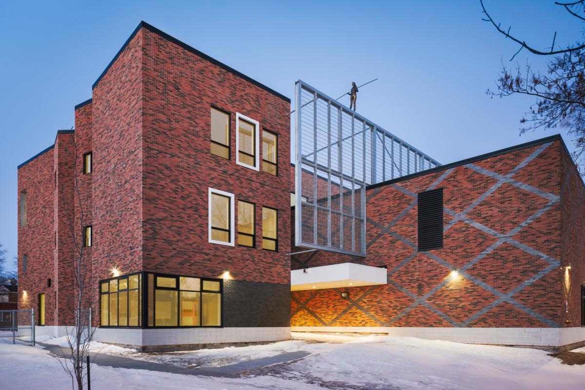 Nfoe inc design montr al for Ecole architecte interieur