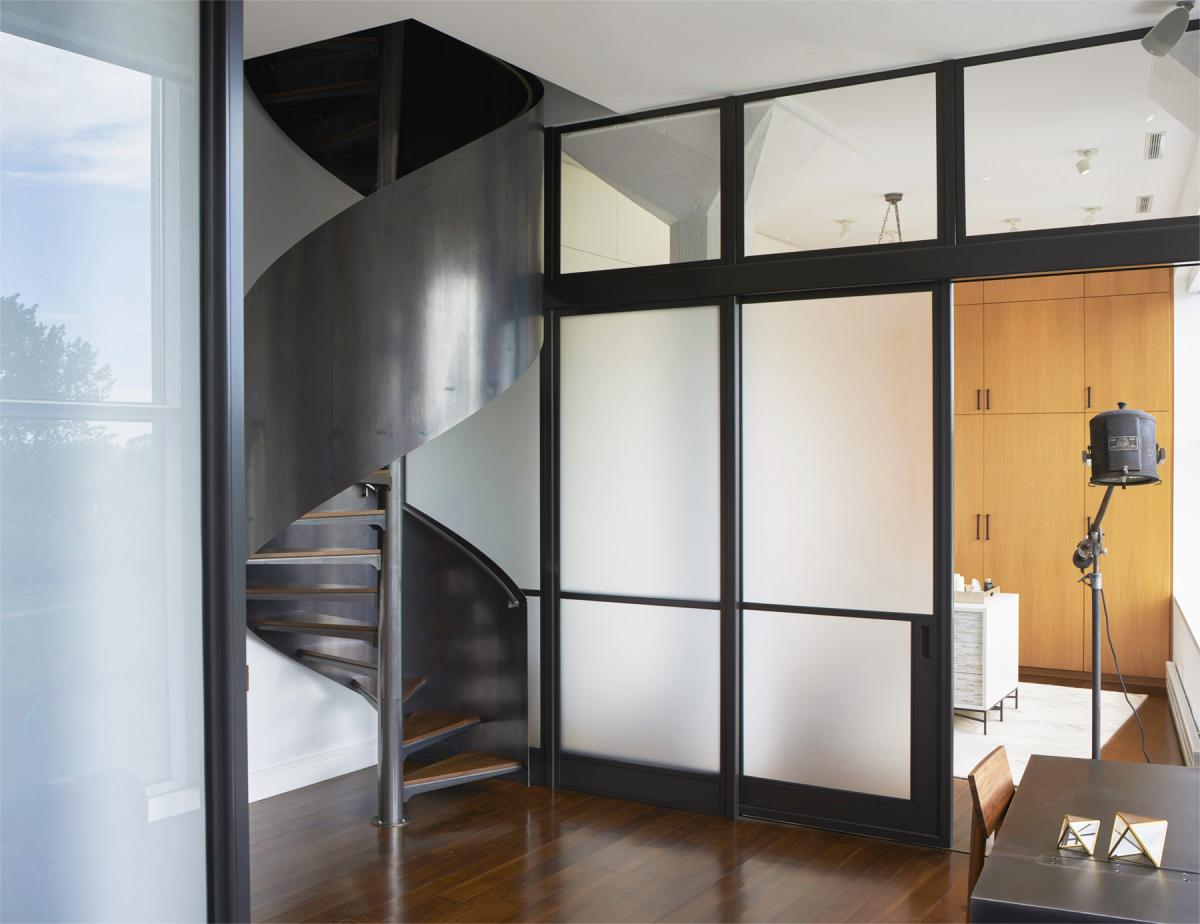 ARCHITEM Wolff Shapiro Kuskowski architectes Design Montral