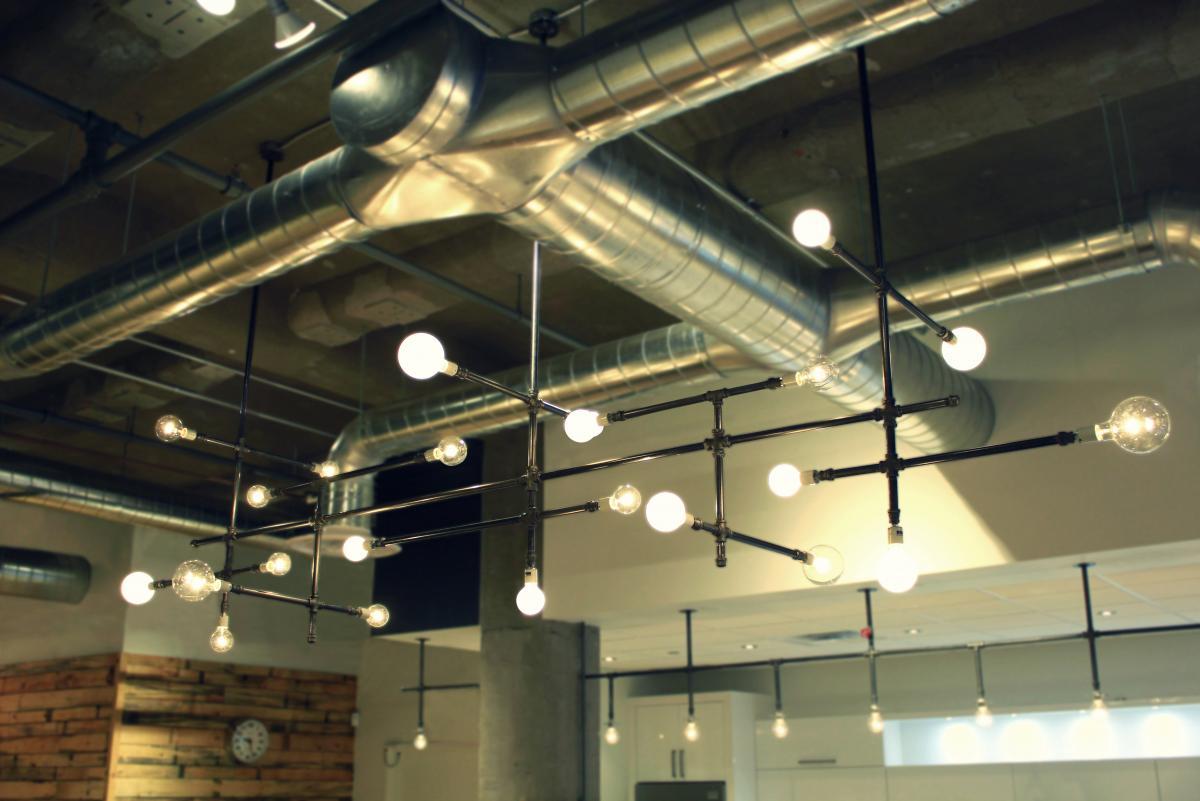 Desch nes luminaire design montr al - Luminaire design montreal ...
