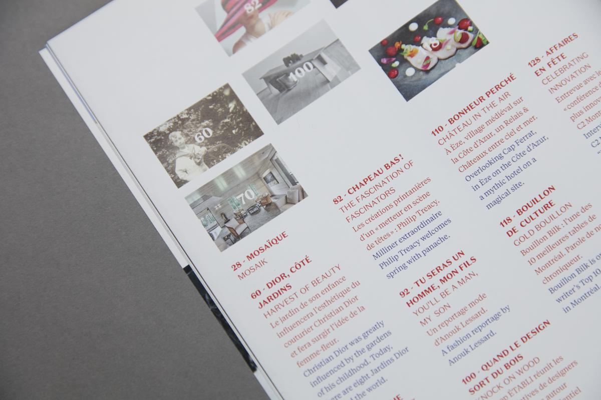 Atelier Chinotto | Design Montréal