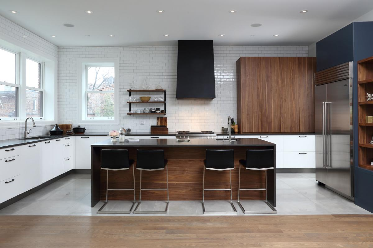 Cuisines steam design montr al for Kitchen design montreal