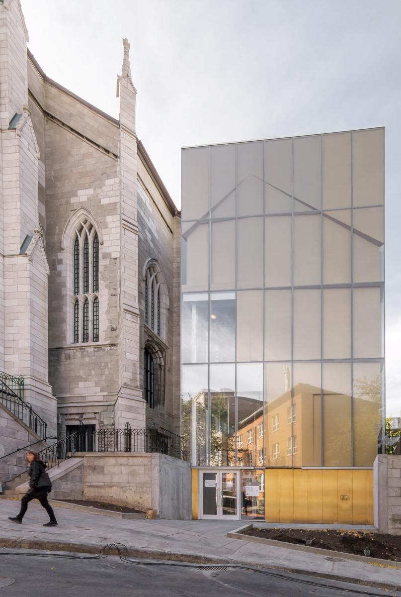 Chevalier morales architectes design montr al for Architecture quebec