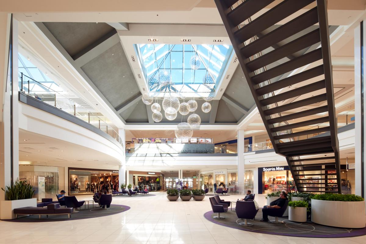 Food Court St Laurent Shopping Centre