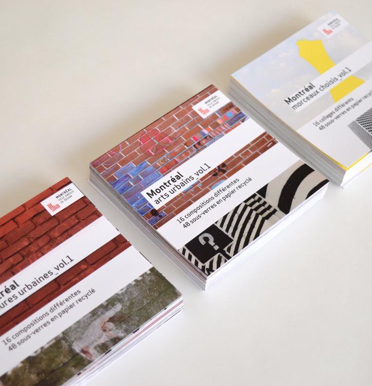 Objet design montreal