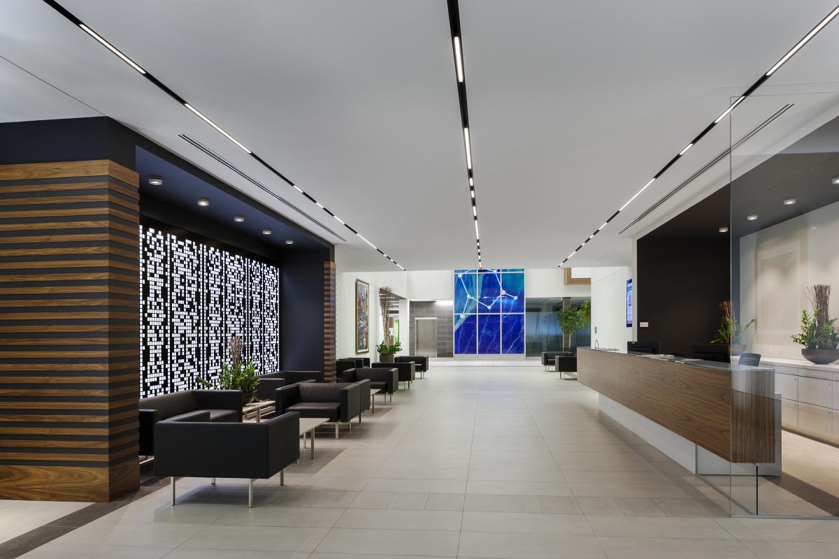 Groupe Jean Coutu Head Office, Varennes, 2016