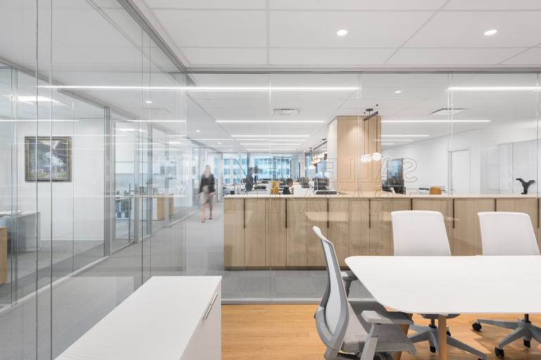 Bureaux De Grandpré Chait, Montréal, 2019