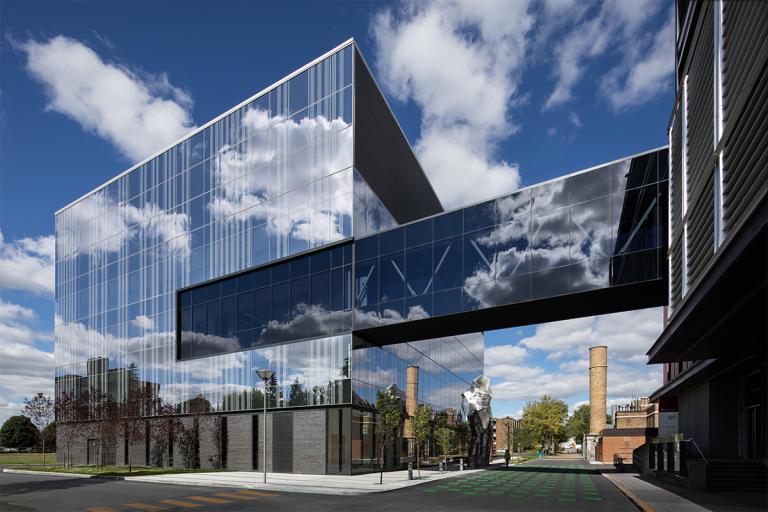 Carrefour des sciences appliquées, Université Concordia, Montréal, 2020