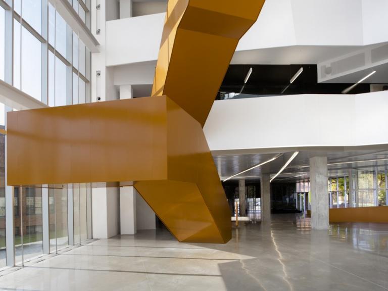 Atrium du Collège John Abbott, Montréal, 2013