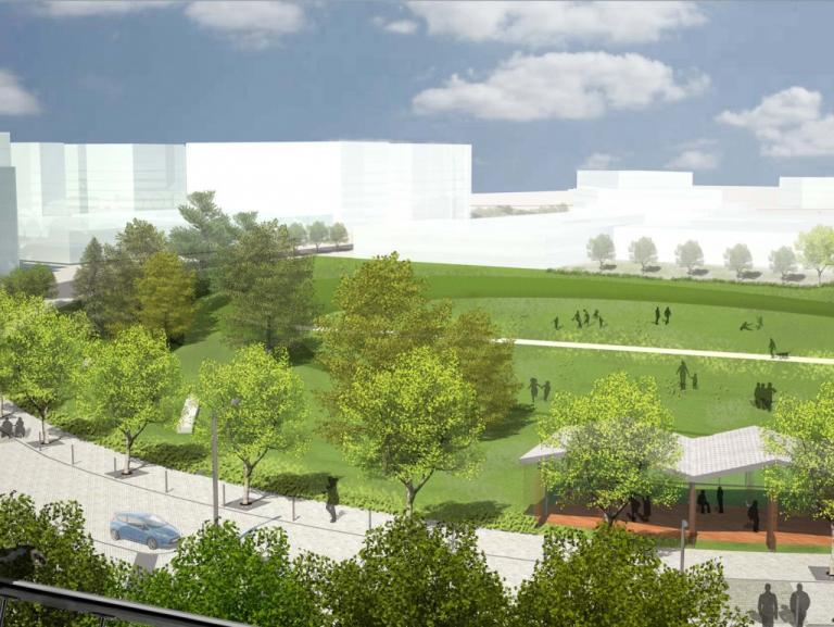Catalyse urbaine architecture et paysages design montr al for Architecture du paysage