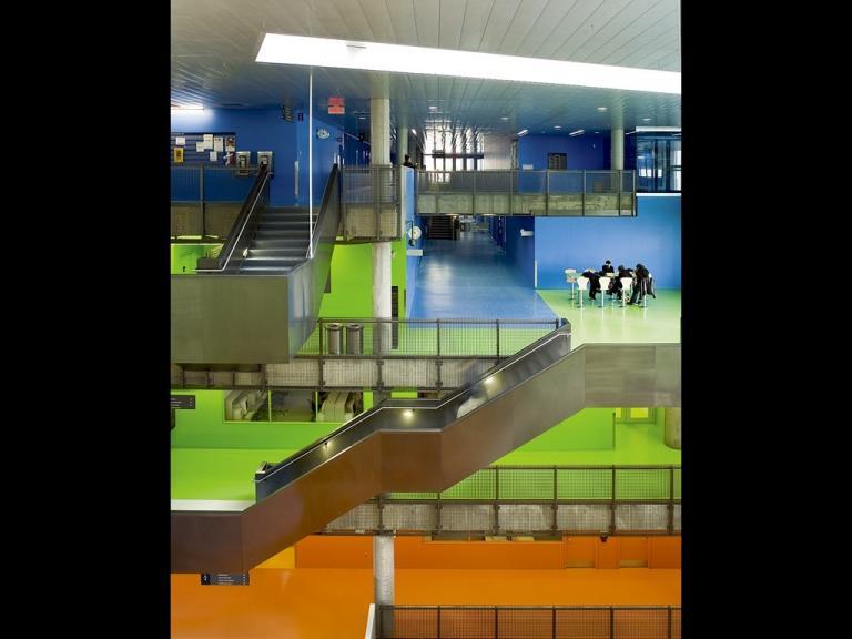 Desnoyers Mercure & associés architectes, Montreal, 2005