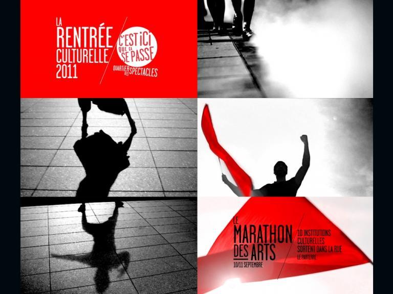 Quartier des spectacles, Rentrée culturelle, Montréal, 2011