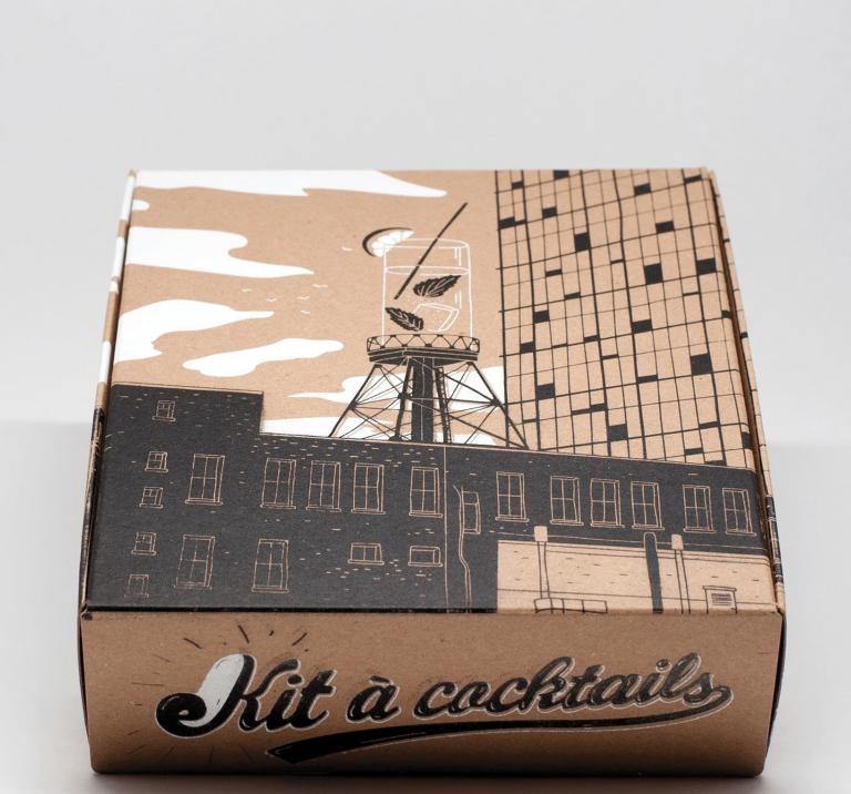 Montréal Cocktail Kit