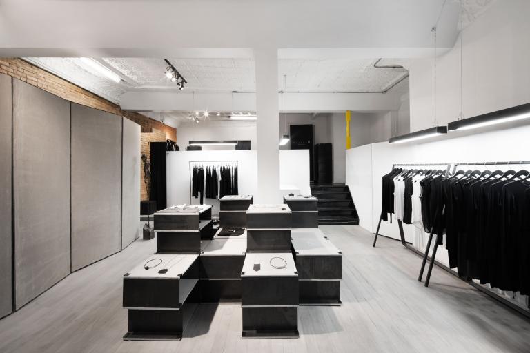 Boutique Mylene B, Montréal, 2014