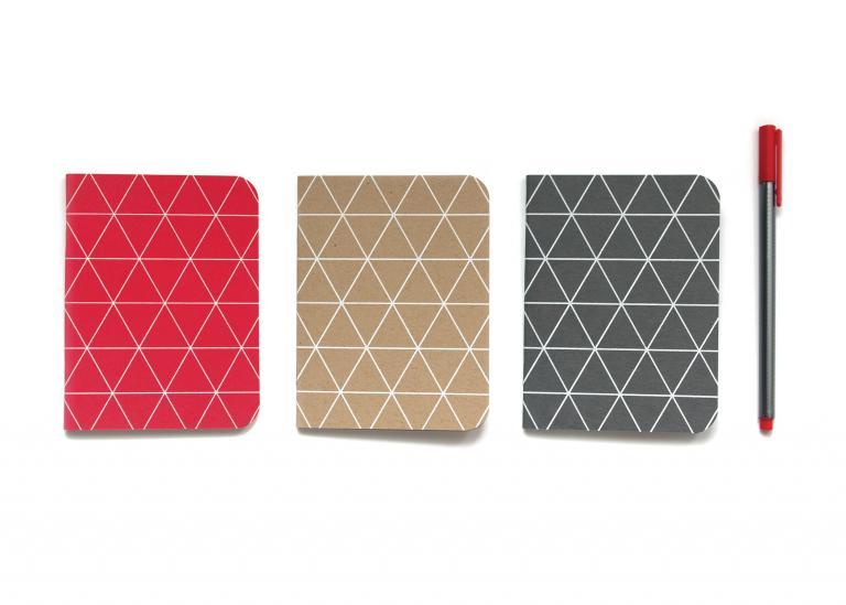Géodésique Mini-Notebook