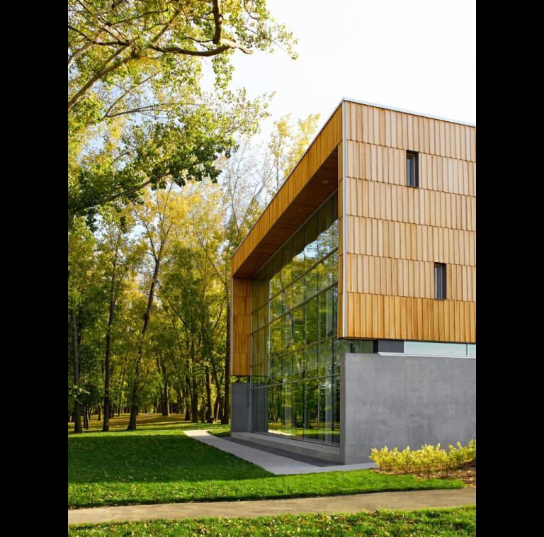 Bibliothèque Montarville, Boucherville, 2009
