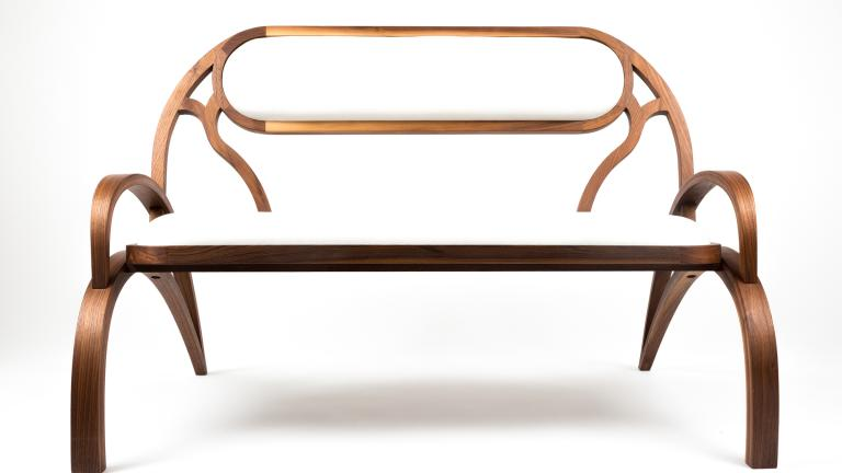 Flore loveseat, 2015