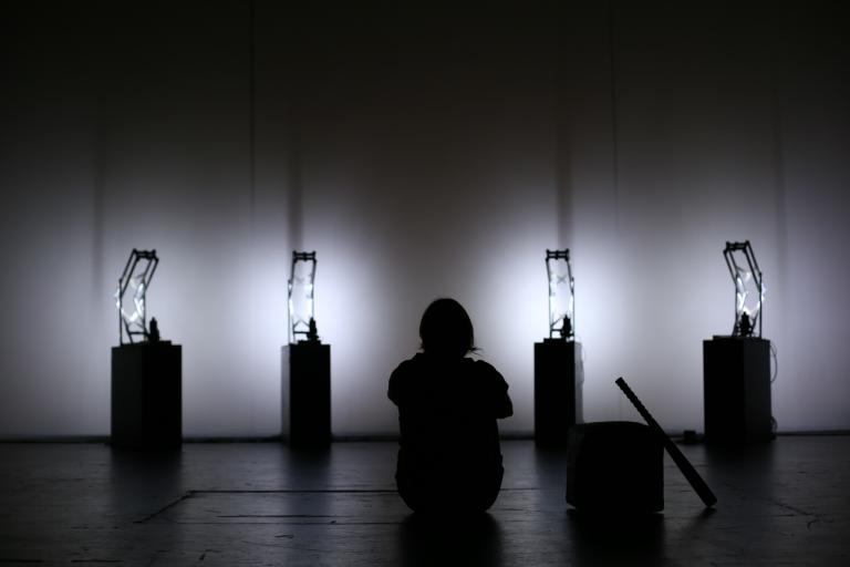 Conception visuelle et conception des robots, Con Grazia, Montréal, 2016
