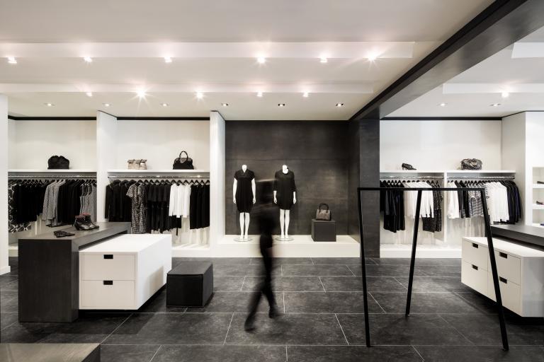 Boutique 5e Av, Montréal, 2012
