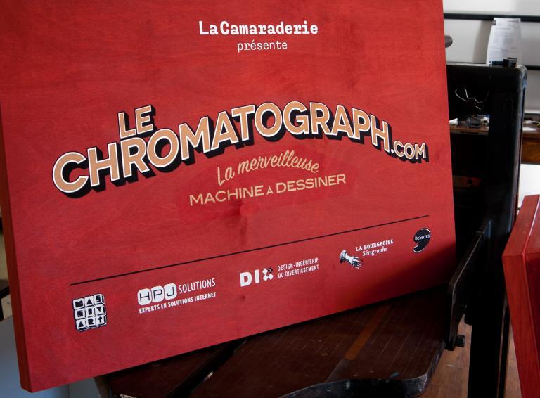 Le Chromatographe, Montréal, 2013