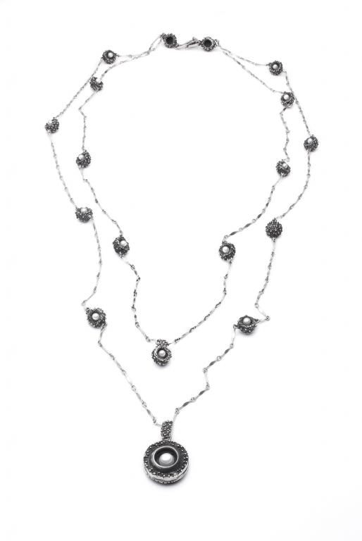 Océan pendant necklace