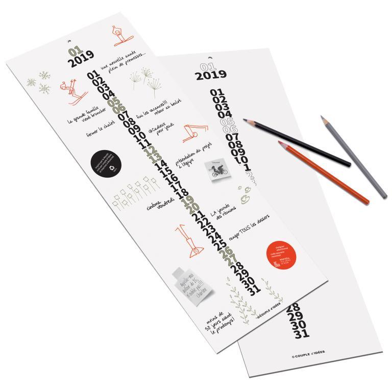 Sketchnotes Calendar