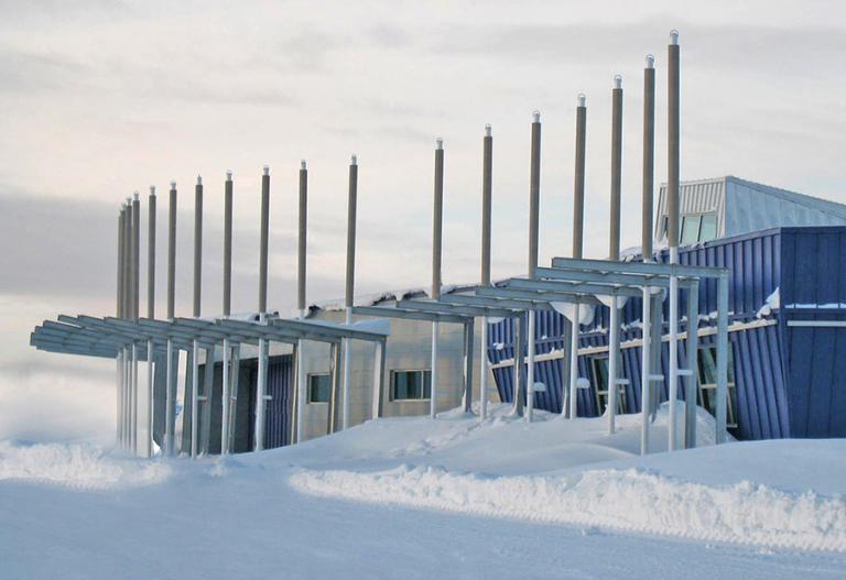 Kuujjuaq Airport Terminal, 2008