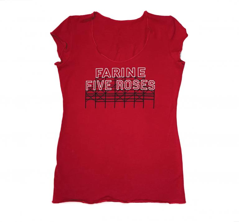 Farine Five Roses T-Shirt — Women's