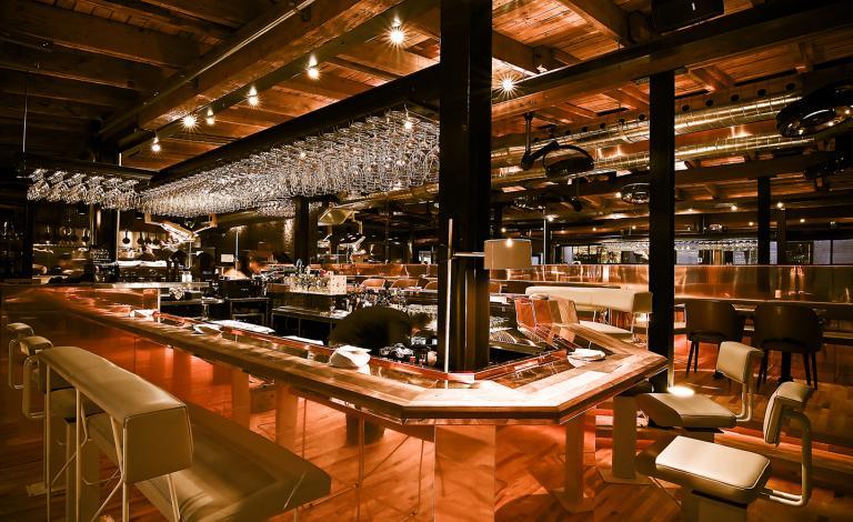 Restaurant Le Grinder, Montréal, 2012