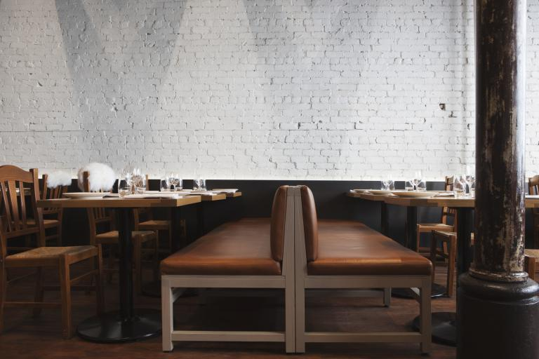 Restaurant Ikanos, Montréal, 2014