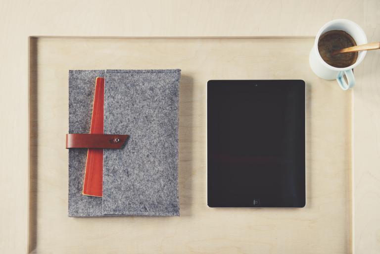 étui iPad le Classy