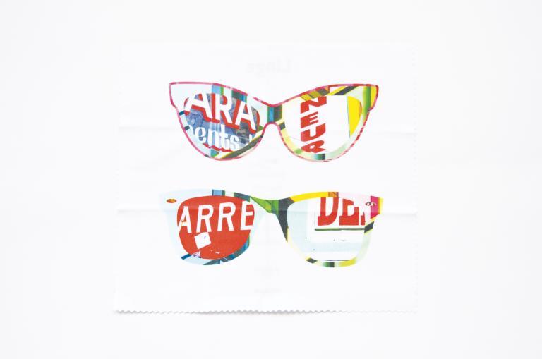 Nettoie-lunettes Lunettes A