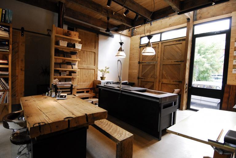 Atelier Le Moine Urbain, Montréal, 2010