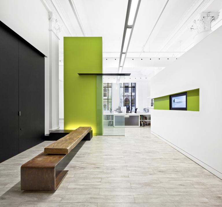 Bureau 100, Montréal, 2012
