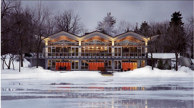 Pavillon du Lac-aux-Castors, Montréal, 2007