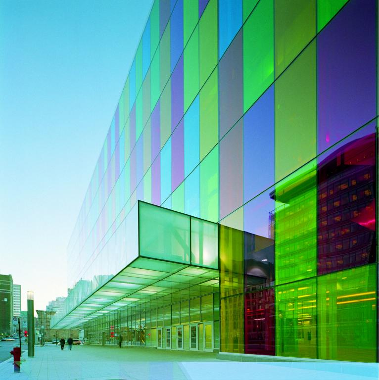 Palais des congrès, Montreal, 2003