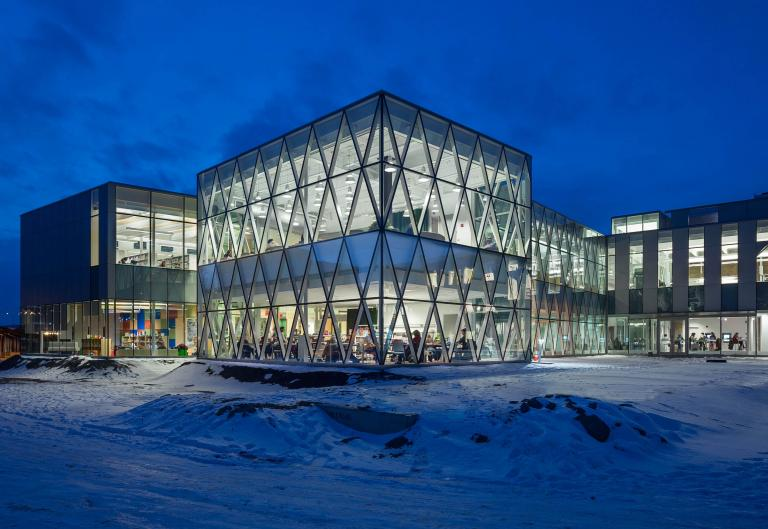 Marc-Favreau library, Montreal, 2013