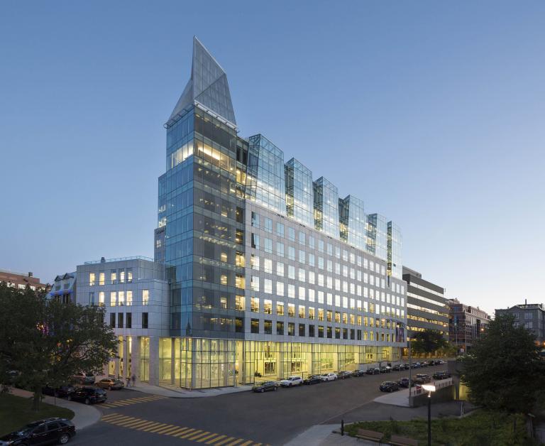 La Capitale head office, Quebec city, 2013