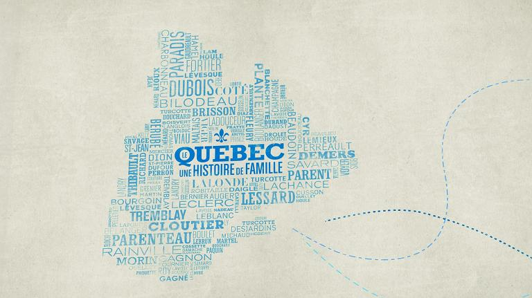 Les familles du Québec, 2012
