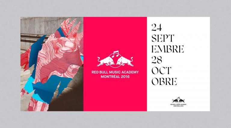 Red Bull Music Academy, Montréal, 2016