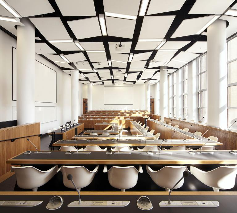 University of Montreal assembly room, 2012