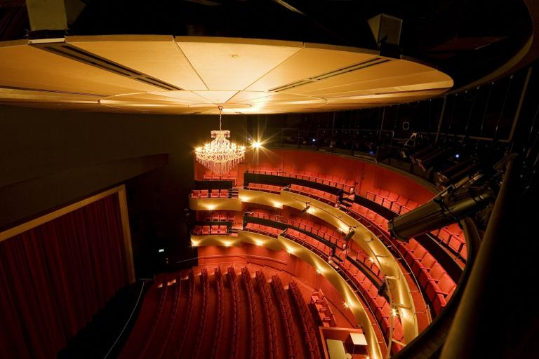 Salle de spectacle Desjardins, Dolbeau-Mistassini, 2008