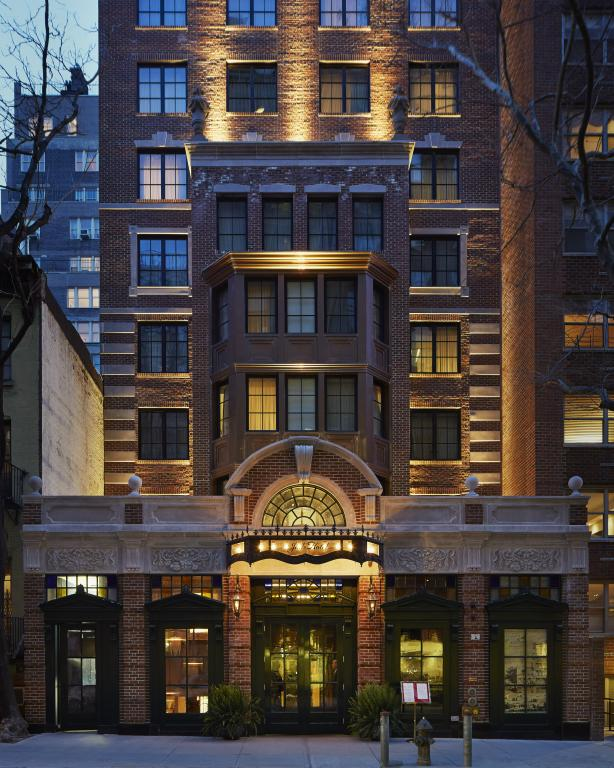 Hôtel Jade, New York, 2012