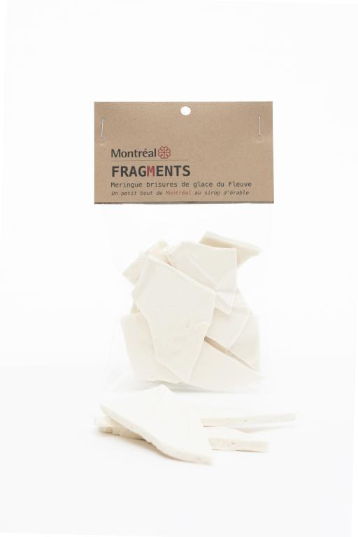 Fragments — Brisures de glace