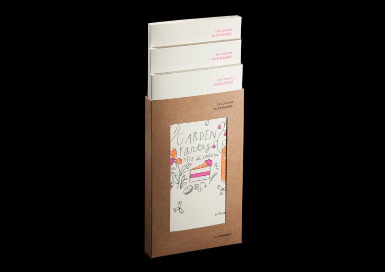 Les carnets de Rhubarbe, Montreal, 2015