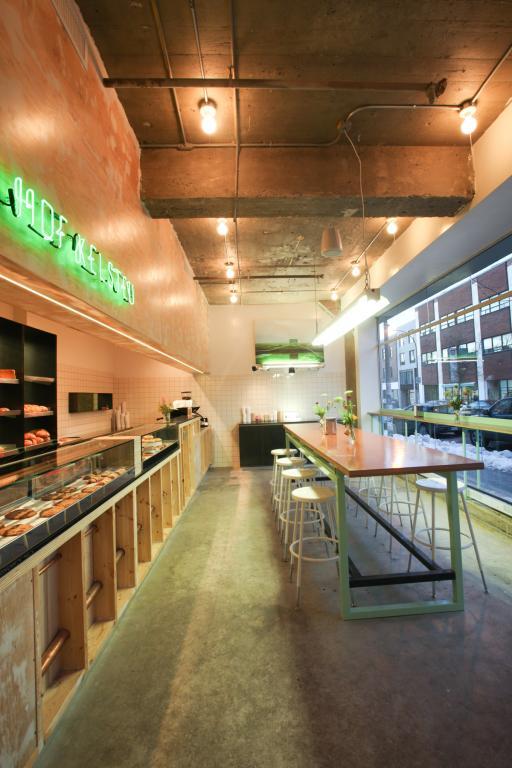 Boulangerie Hof Kelsten, Montréal, 2013