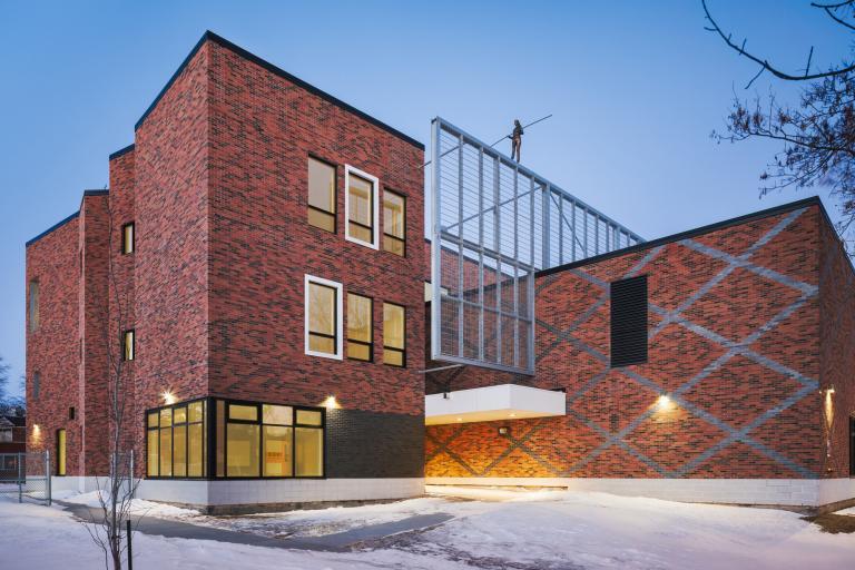 Nfoe et associ s architectes design montr al for Cours de design interieur montreal
